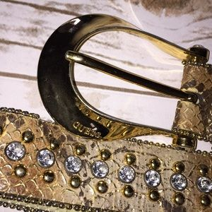 GUESS Blingy Belt